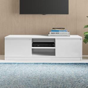 Wohnwand Ordonez für TVs bis zu 49