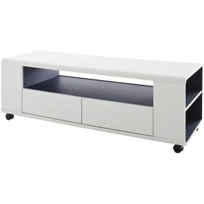 TV-Lowboard | weiß | 119 cm | 46 cm | 43 cm | Möbel Kraft