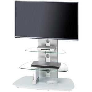 tv mobel mit halterung glas