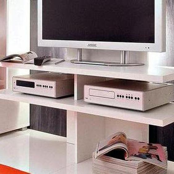 TV-Rack Happy, Breite 100 cm Anzahl weiß Lowboards Kommoden Sideboards