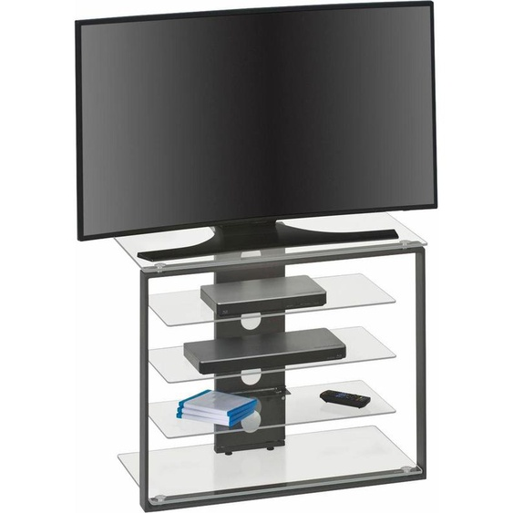 TV-Rack, MAJA Möbel, Material ESG-Sicherheitsglas