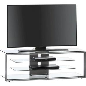 : TV-Rack, Anthrazit, B/H/T 130 42 40