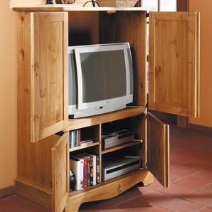 TV Schrank aus Kiefer Massivholz