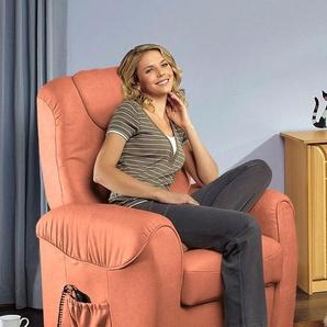 TV-Sessel, FSC®-zertifiziert, orange,