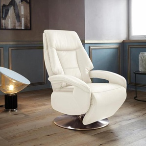 Places of Style TV-Sessel »Launceston«, beige, mit Relaxfunktion, manuell verstellbar