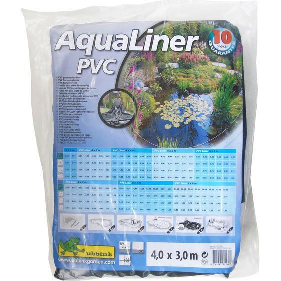 Ubbink Aqualiner Fertigmaß 4 x 3 m, 0,5 mm stark