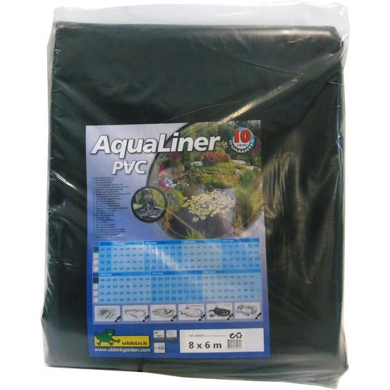 Ubbink Aqualiner Fertigmaß 8 x 6 m, 0,5 mm stark