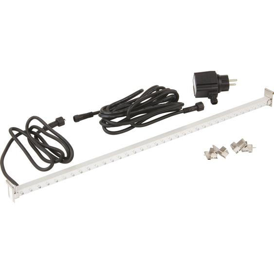Ubbink LED Leiste 60 - Beleuchtung für Wasserfall 60 cm mit Trafo 12V 35 LEDs Ka