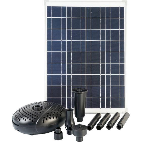 Ubbink Solar Springbrunnenpumpe SolarMax 2500 ABS Schwarz 62 x 45,5 x 23 cm