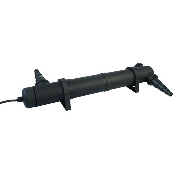 Ubbink UV-C Teichklärer AlgClear UVC 95000 Polycarbonat Schwarz 95 W