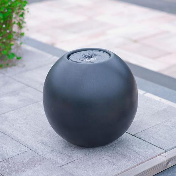 Ubbink Wasserspiel »Pizzarra Acqua Arte«, 5 Watt, LED-Beleuchtung, aus Leichtbeton
