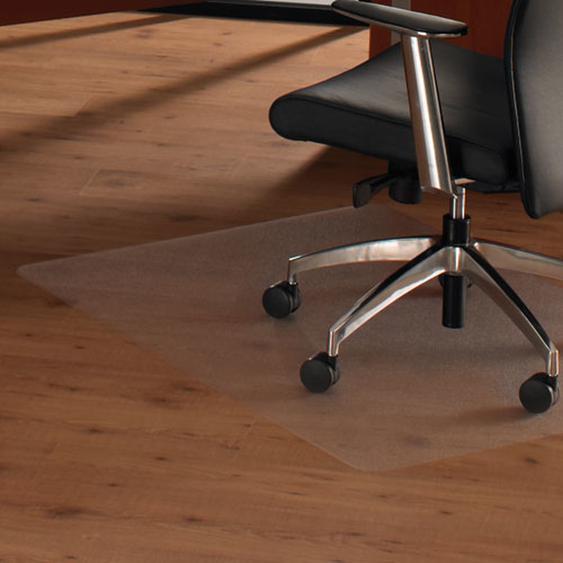 ULTIMAT 120x200 - Bodenschutzmatte 120 x 200 rechteckig Transparent