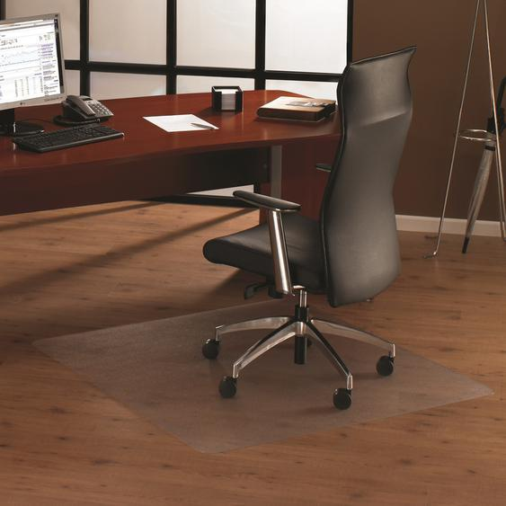 ULTIMAT XXL | für Hartböden - Bodenschutzmatte 150 x 150 rechteckig Transparent