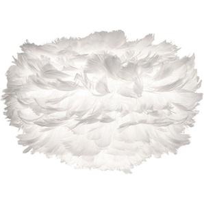 Umage by Vita Copenhagen Lampenschirm, Weiß, Holz, Textil, Natur 35 cm