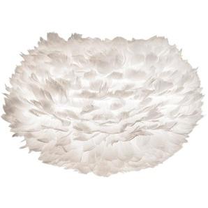 Umage by Vita Copenhagen Lampenschirm, Weiß, Holz, Textil, Natur 45 cm