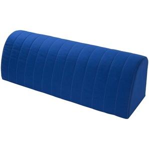 Umbaukissen 2er | blau | 100 cm | 30 cm | 30 cm |