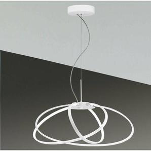 Ungewöhnliche LED-Pendelleuchte 3-flammig Riffle