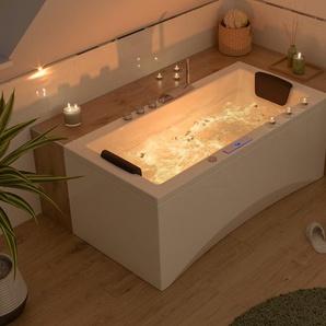 Unity 160x75x59 5 mit 22 Massage Düsen Premium Whirlpool