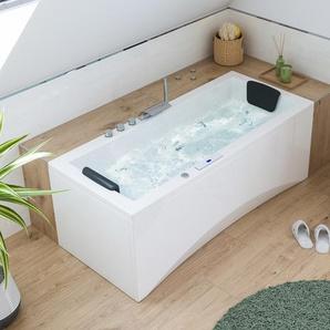 Unity 170 Premium Whirlpool (L/B/H) 170/75/59 5 cm
