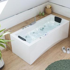Unity 180 Premium Whirlpool (L/B/H) 180/80/62 cm
