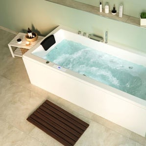 Unity 200 Premium Whirlpool mit 24 Massagedüsen 200x90x61 cm