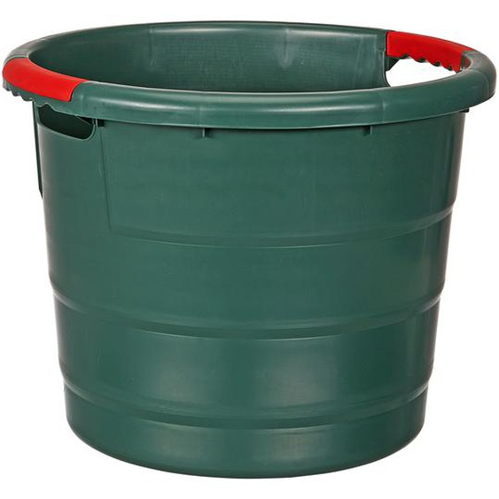 Universalkübel Toni Kunststoff grün Ø 49 x 38 cm 45 l