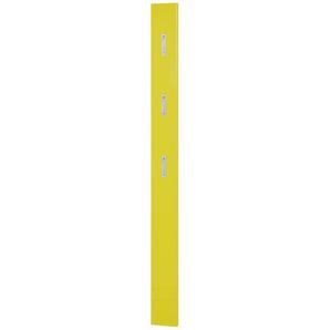 uno Garderobenpaneel  Rainbow - gelb - 15 cm - 170 cm - 2 cm | Möbel Kraft