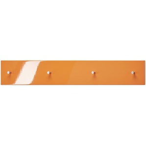 uno Garderobenpaneel  Rainbow | orange | 106 cm | 15 cm | 5 cm |