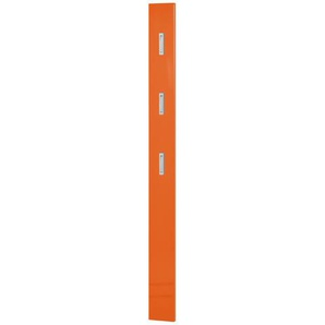 uno Garderobenpaneel  Rainbow | orange | 15 cm | 170 cm | 2 cm |
