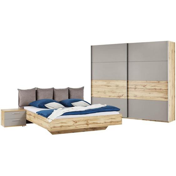 uno Komplett-Schlafzimmer  Delta ¦ holzfarben