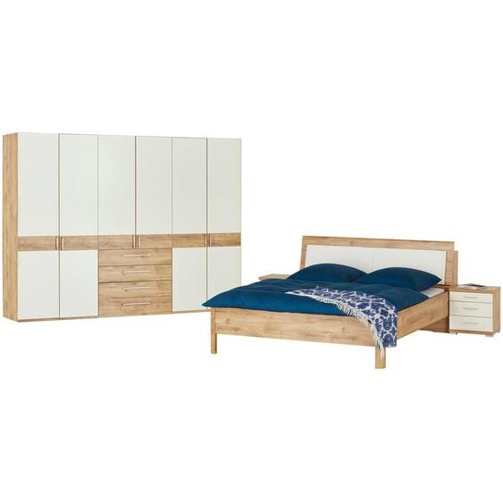 uno Schlafzimmer 4-teilig Keva ¦ holzfarben