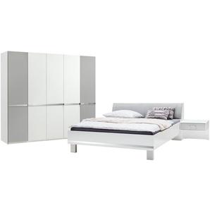 uno Schlafzimmer, 4-teilig | weiß | Möbel Kraft
