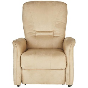uno TV-Sessel | beige | 82 cm | 109 cm | 92 cm |