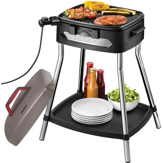Unold Elektro-Standgrill Barbecue Power Grill 58580, 2000 W