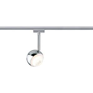 URail System LED Spot Capsule II 1x6W Chrom matt