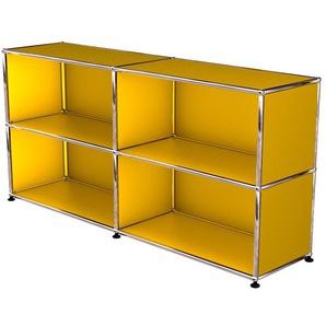 USM Haller - Sideboard - M offen - gelb