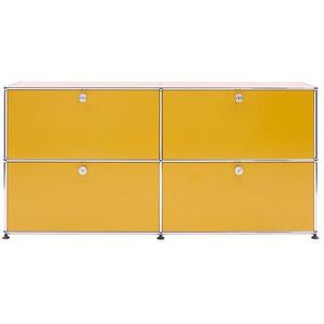 USM Sideboard, Designer Prof. Fritz Haller, 74x153x38 cm