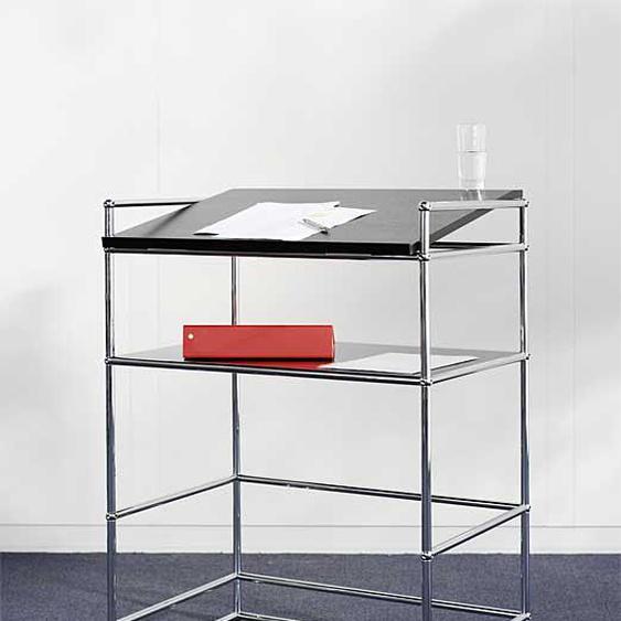 USM Stehpult, Designer Prof. Fritz Haller, 112x78x53 cm