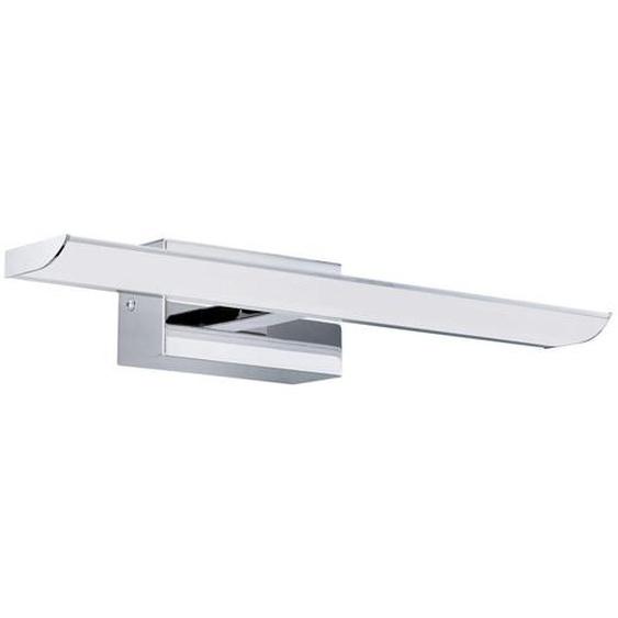 utz Badezimmer-Wandleuchte , Weiß, Chrom , Metall, Kunststoff , 40.5x7 cm