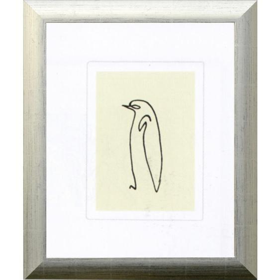 utz Bild Tiere, Zeichnung , Holz , 58x68 cm