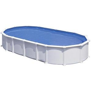 GRE 2021 , Weiß , Metall , 399x132 cm , Gartenspaß, Pools und Wasserspaß, Pools