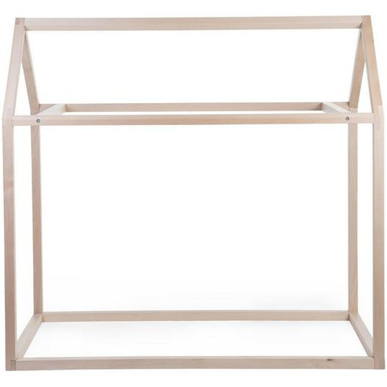 utz Hausrahmen Braun , Holz , massiv , 78x124x148 cm