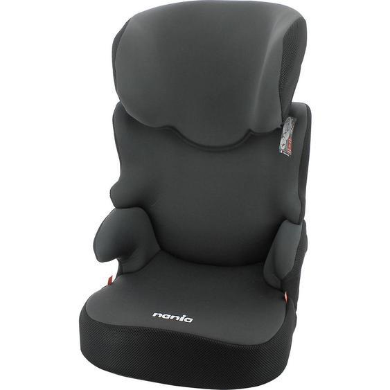 utz Kinderautositz Osann BeFixSP , Grau, Schwarz , Kunststoff , 44x72x45 cm