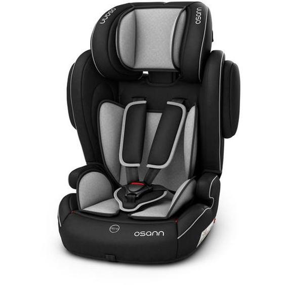 utz Kinderautositz Osann Flux Isofix , Grau, Schwarz , Kunststoff , 46.5x69x46.5 cm