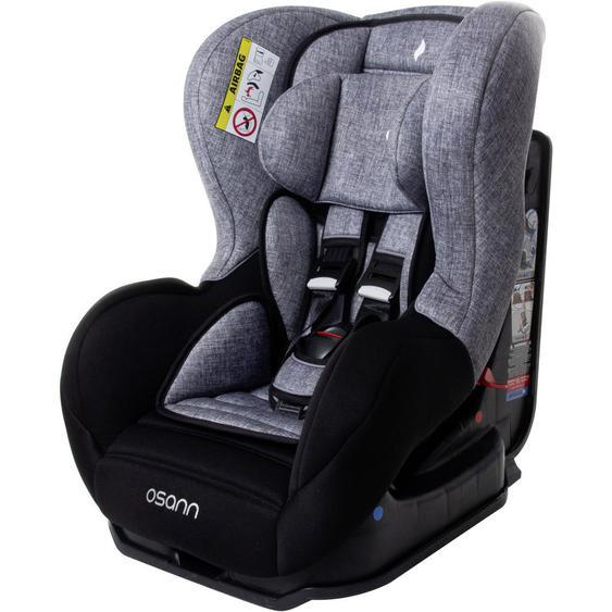 utz Kinderautositz Osann Safety Baby , Grau, Schwarz , Kunststoff , 45x61x54 cm