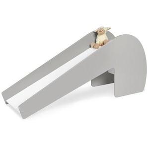utz Kinderrutsche Weiß , Holz , 45x68x155 cm