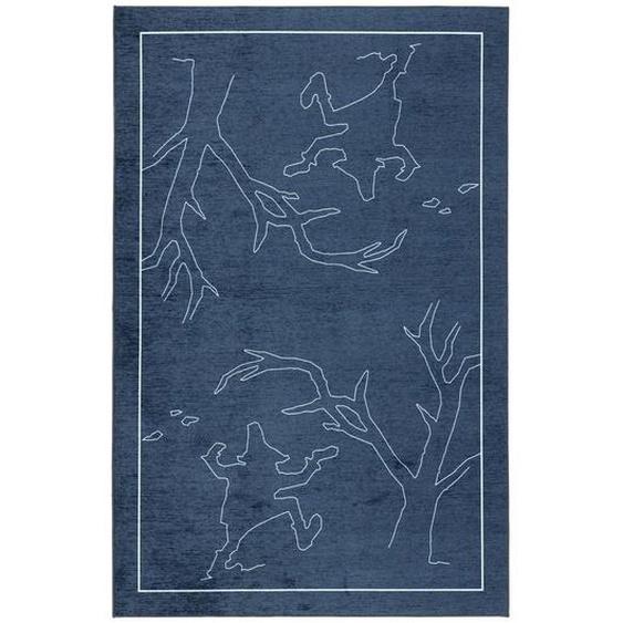 utz Kinderteppich 130/190 cm Blau , Textil , Personen , 130x190 cm