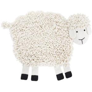 Kinderteppich , Natur , Textil , Tier , Tierform , 85 cm , für Fußbodenheizung geeignet, Hausstauballergiker geeignet , Teppiche & Böden, Teppiche, Kinderteppiche
