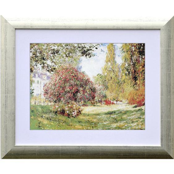 utz Kunstdruck Landschaft & Natur, Stillleben , Mehrfarbig , Holzwerkstoff , 48.5x58.5 cm