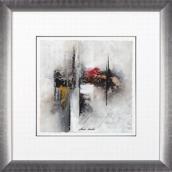 utz Originalbild Abstraktes , Holz , 57x57 cm
